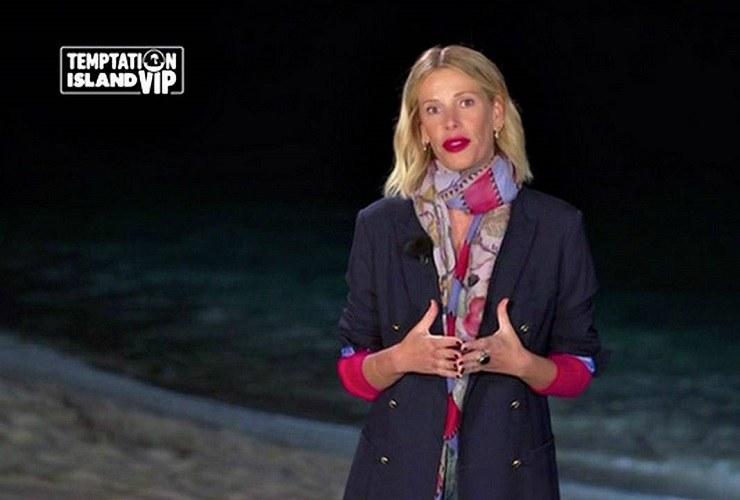 Alessia Marcuzzi Temptation Island