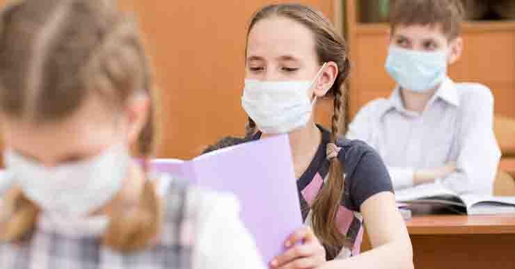 Apertura scuole a rischio causa aumento contagi coronavirus
