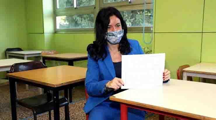 Riapertura scuola a rischio causa aumento contagi Coronavirus ministra Azzolina