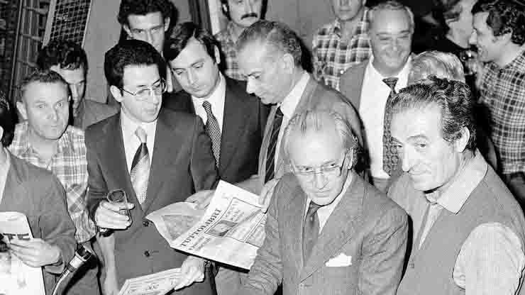 Morto il giornalista Arrigo Levi