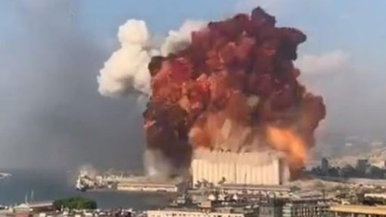 Beirut, per gli americani si tratta di una bomba