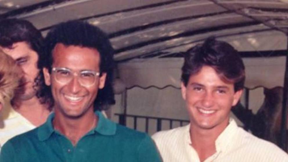 Carlo Conti e Leonardo Pieraccioni - meteoweek