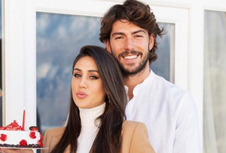 Cecilia Rodriguez e Ignazio Moser1 meteoweek.com