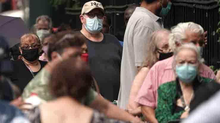 Coronavirus nel mondo un quarto dei contagi negli USA