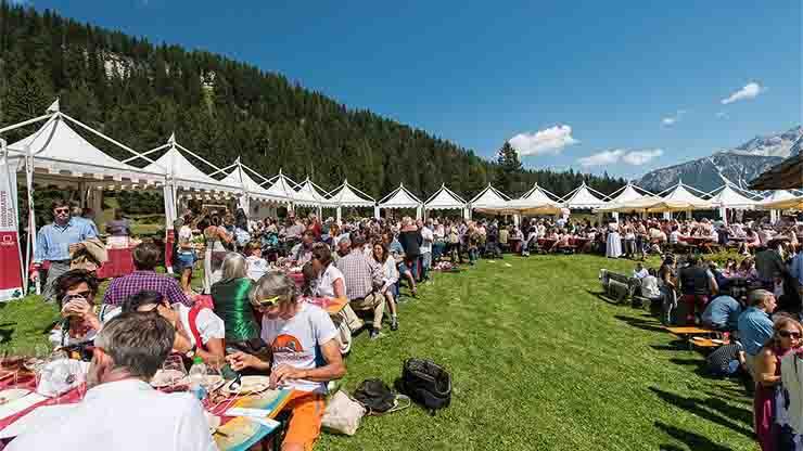 Cortina Summer Festival esito tamponi