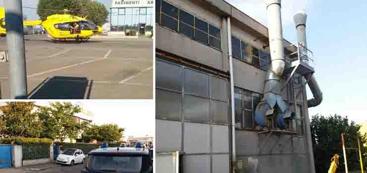 Pontedera Gianluca Puccioni dimentica le chiavi di casa e tenta di entrare cade da dieci metri