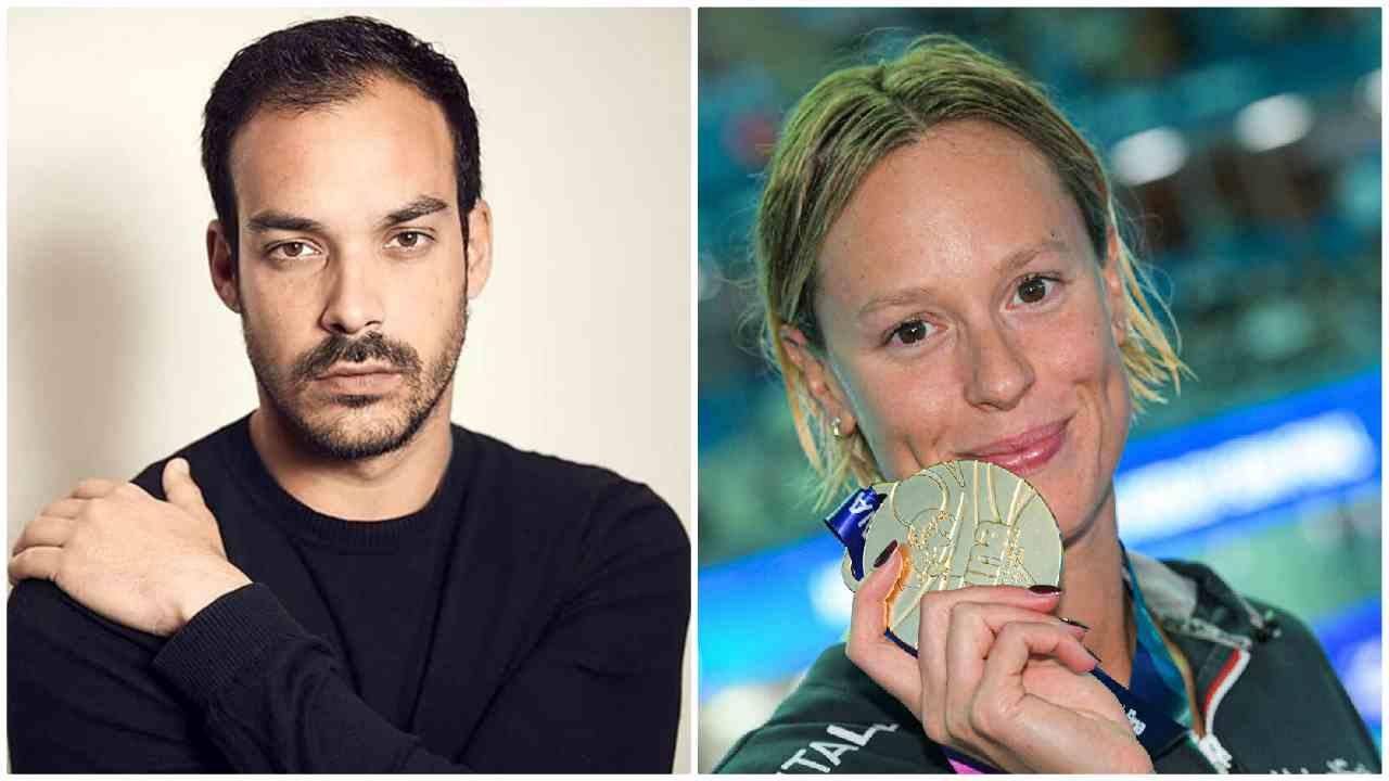 """Luca Marin e Federica Pellegrini , perché si sono lasciati : """"L'ho beccata a letto con…"""""""