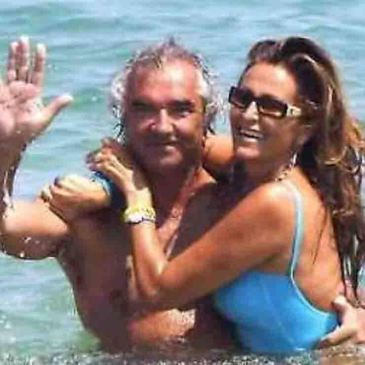 Flavio Briatore quarantena a casa di Daniela Santanchè