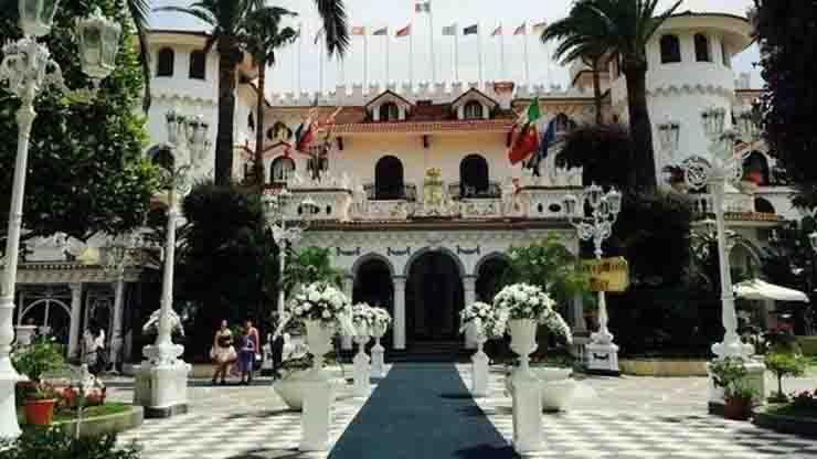 Focolaio in hotel, è set 'Il boss delle cerimonie': nuova zona rossa Grand Hotel La Sonrisa