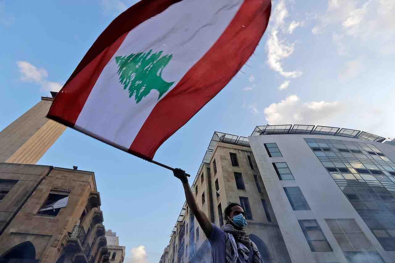 proteste Libano