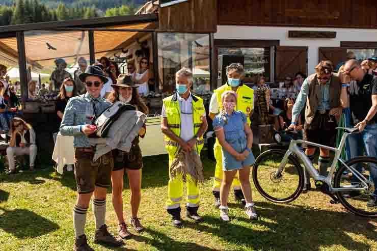 Cortina Summer Party tampone per tutti i partecipanti lo annuncia Zaia