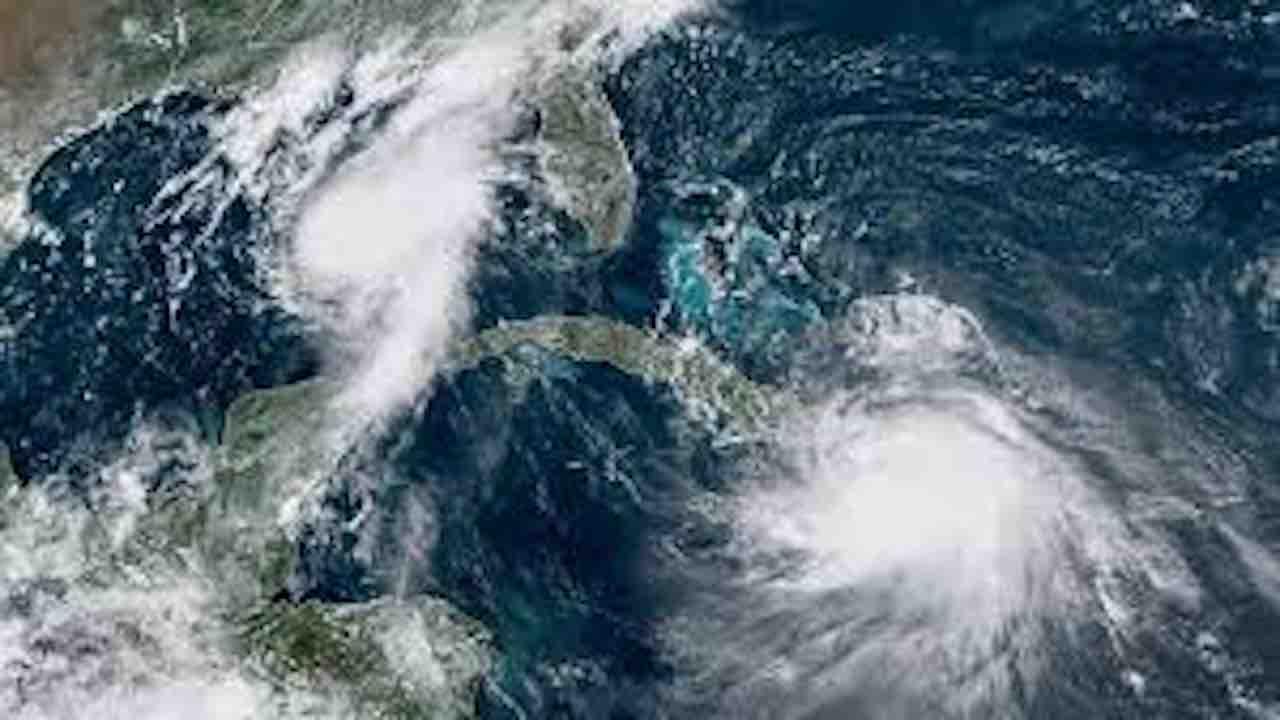 Marco e Laura uragani - Meteoweek.com