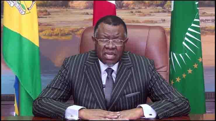 Namibia respinge offerta di risarcimento della Germania