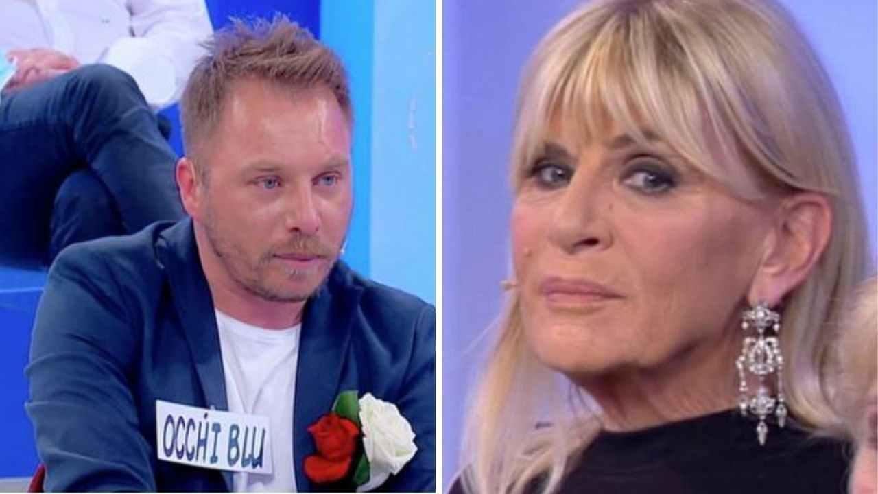 Uomini e Donne, Gemma Galgani pensa a Fabio Occhipinti?