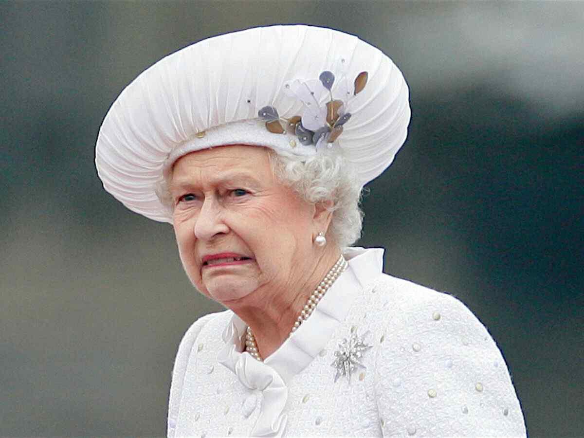 Regina Elisabetta II - meteoweek