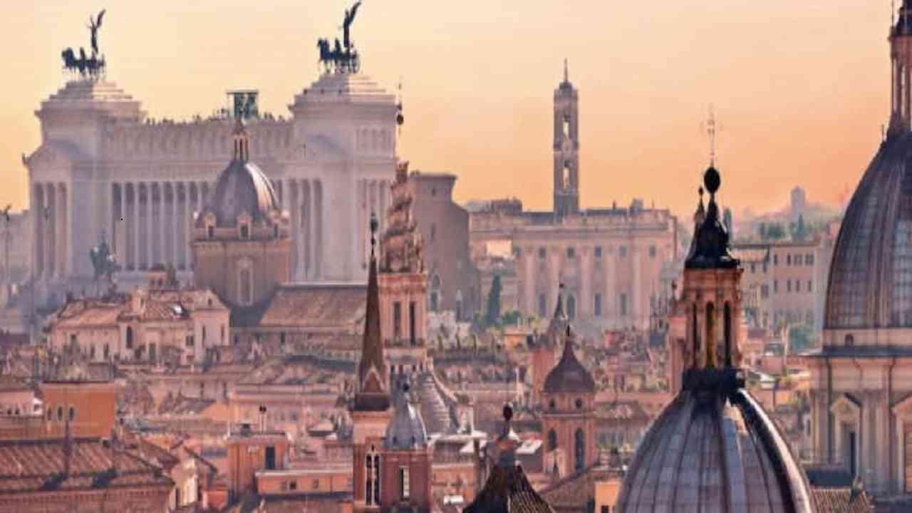 Meteo Roma  domani domenica 16 agosto: bel tempo