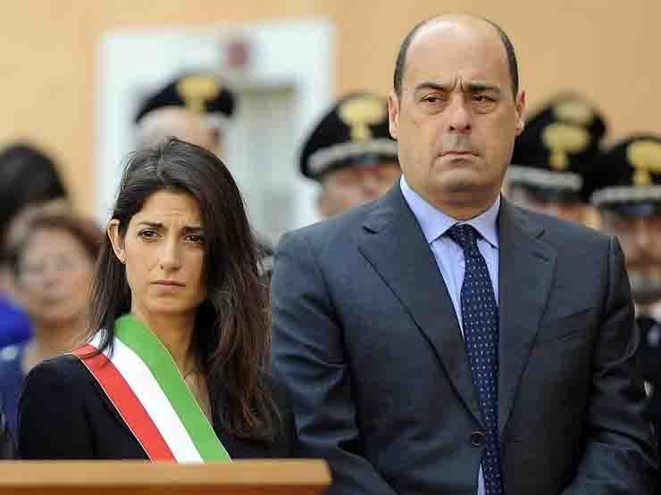 Virginia Raggi sottosegretario Roma Zingaretti incomunicabilità