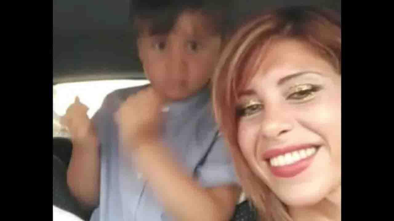 Morte Viviana Parisi nei tre video Gioele era con lei