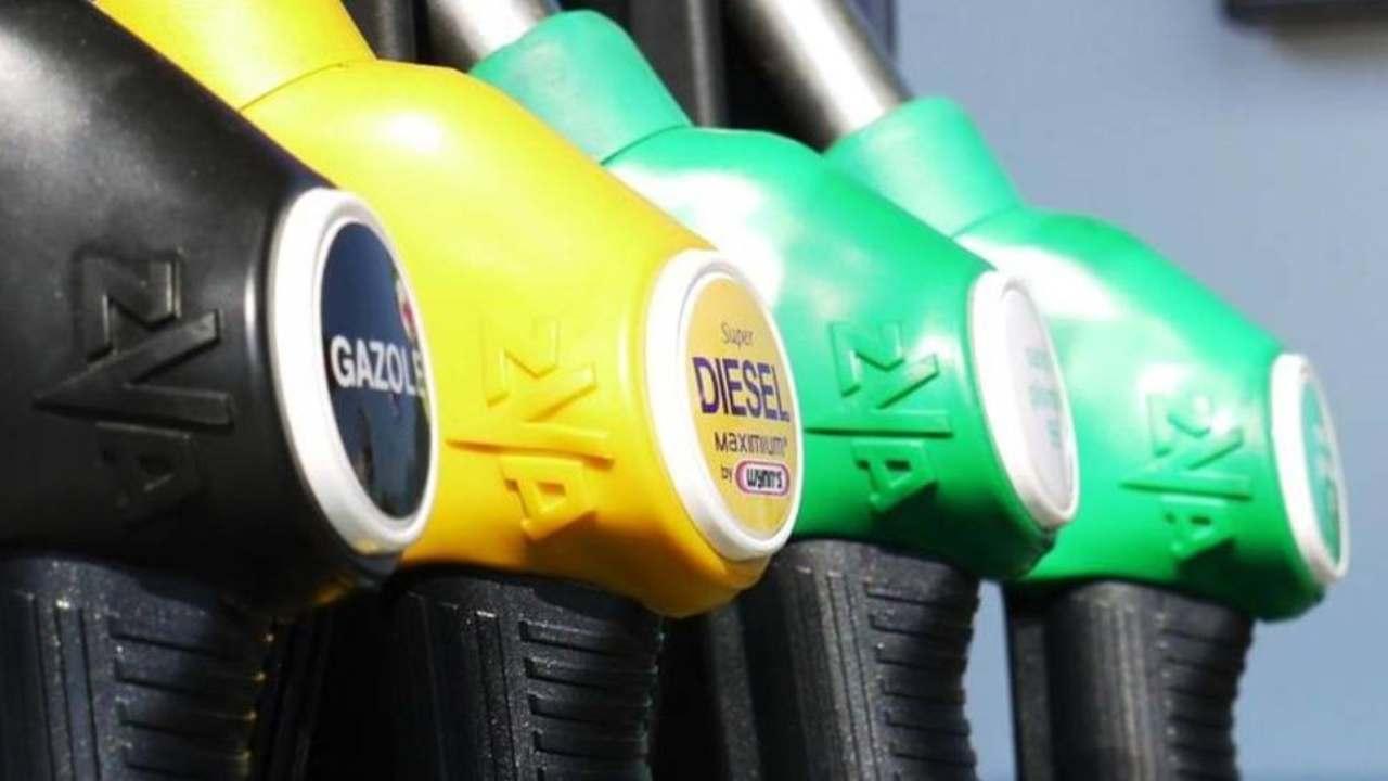 accise gasolio diesel