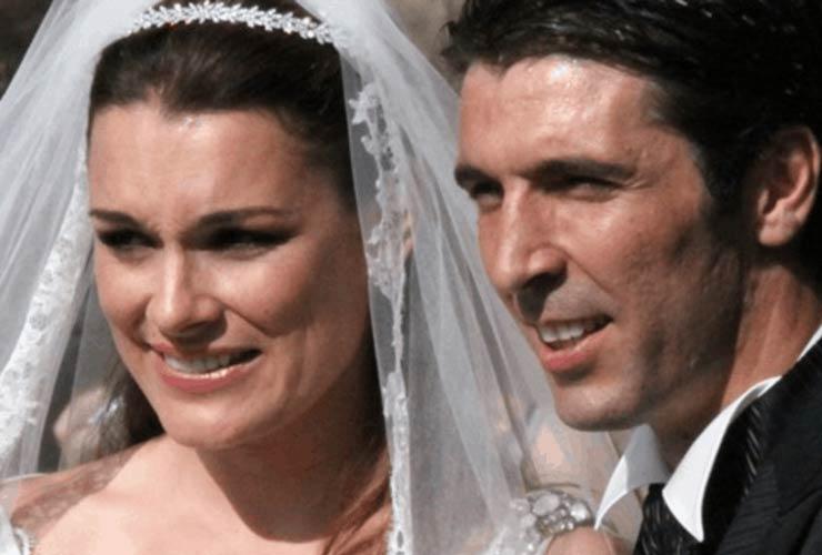 Alena Seredova rottura con Buffon: