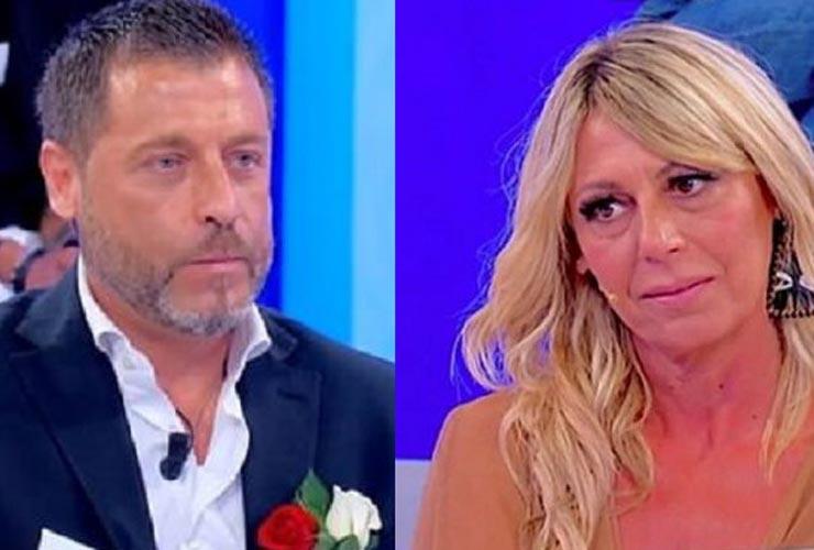 Giorgio Manetti umilia Gemma Galgani: