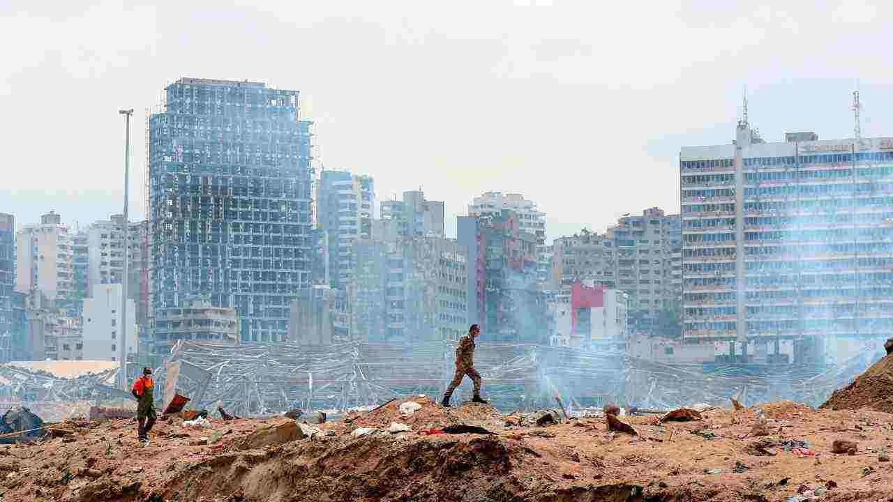 Beirut, Msf: la crisi sanitaria è simile ad una guerra civile