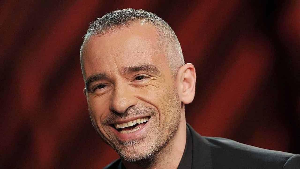 Eros Ramazzotti papà innamorato: la dedica dolcissima