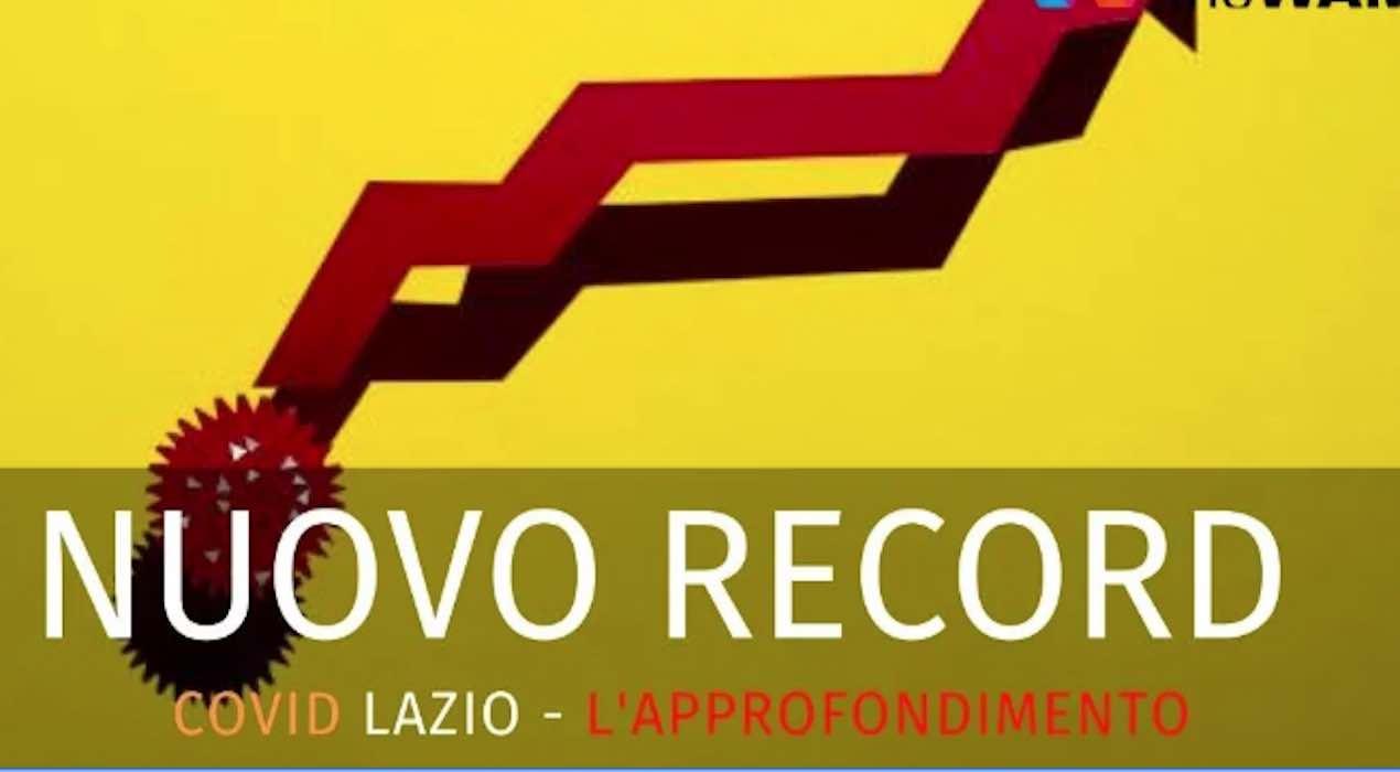 Covid Lazio, 219 nuovi casi (129 a Roma). D