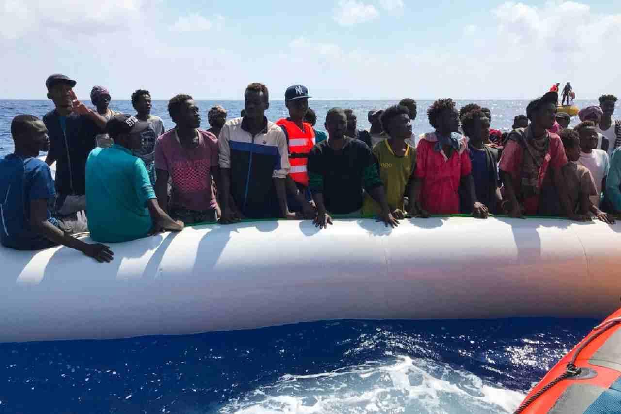 altri 250 migranti a Lampedusa