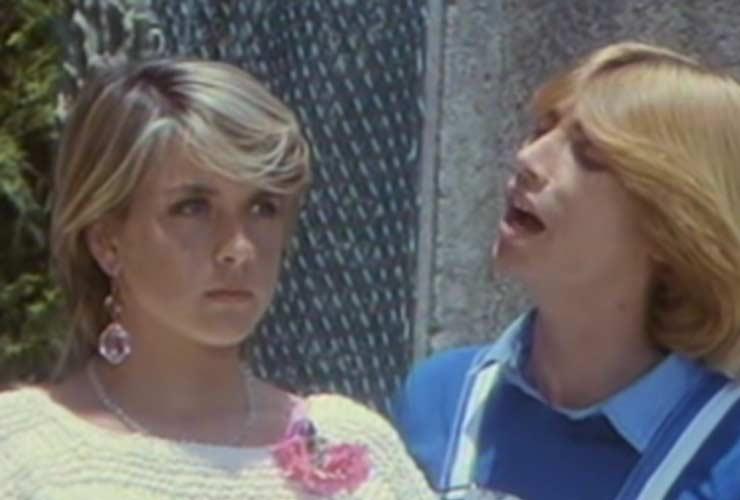 Nino D'Angelo e Roberta Olivieri