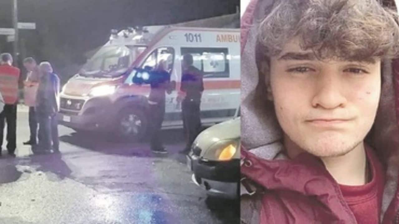 esaro muore a 18 anni Rusjon Kercuku