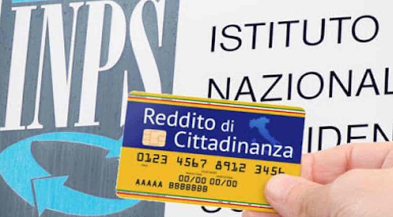 maglia nera alla Campania sui furbetti del reddito di cittadinanza