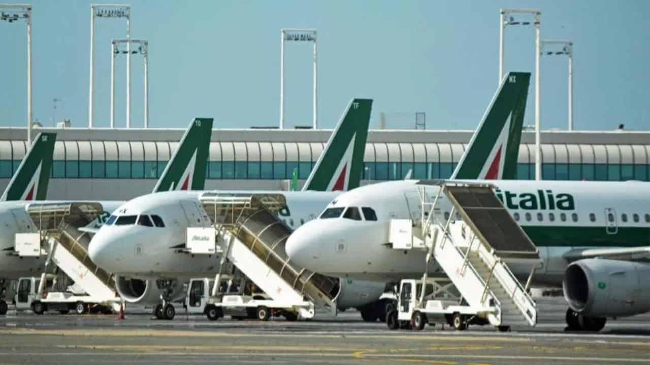 rimborso voli cancellati Alitalia