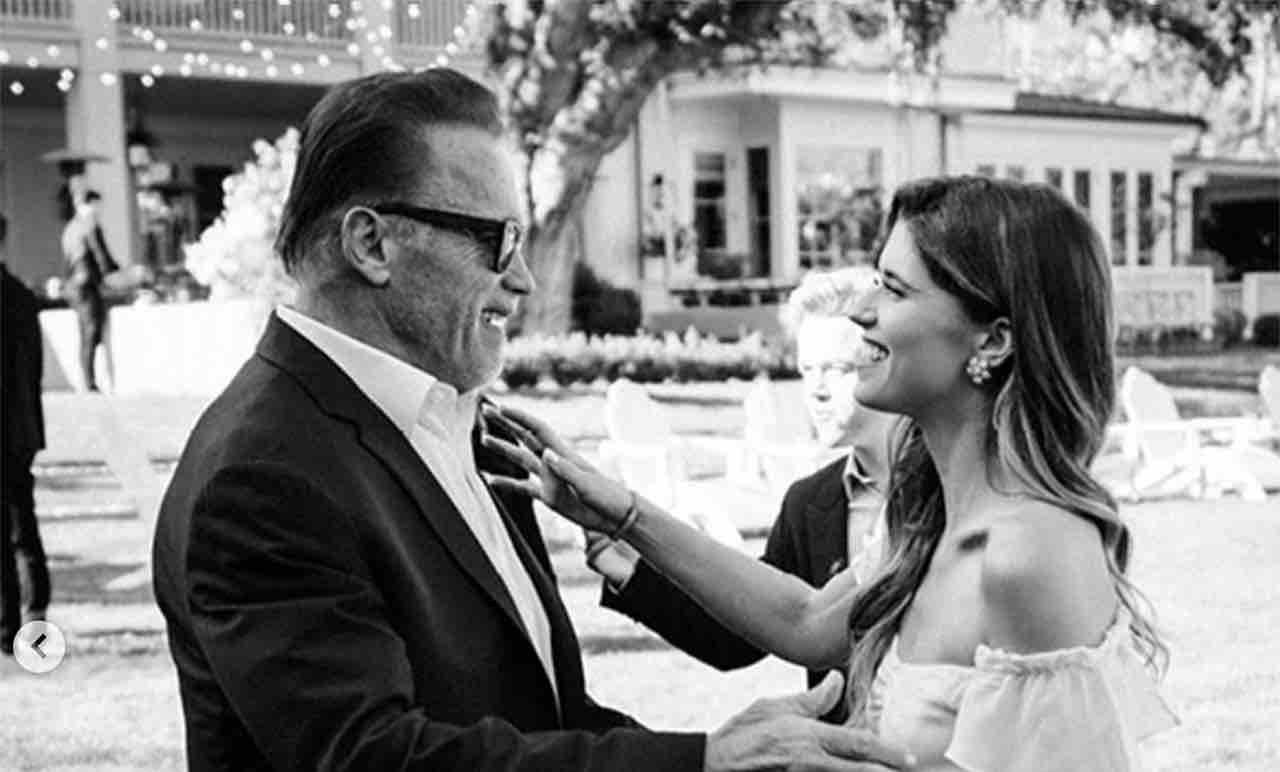 Arnold Schwarzenegger è nonno: la figlia Katherine è diventata mamma!