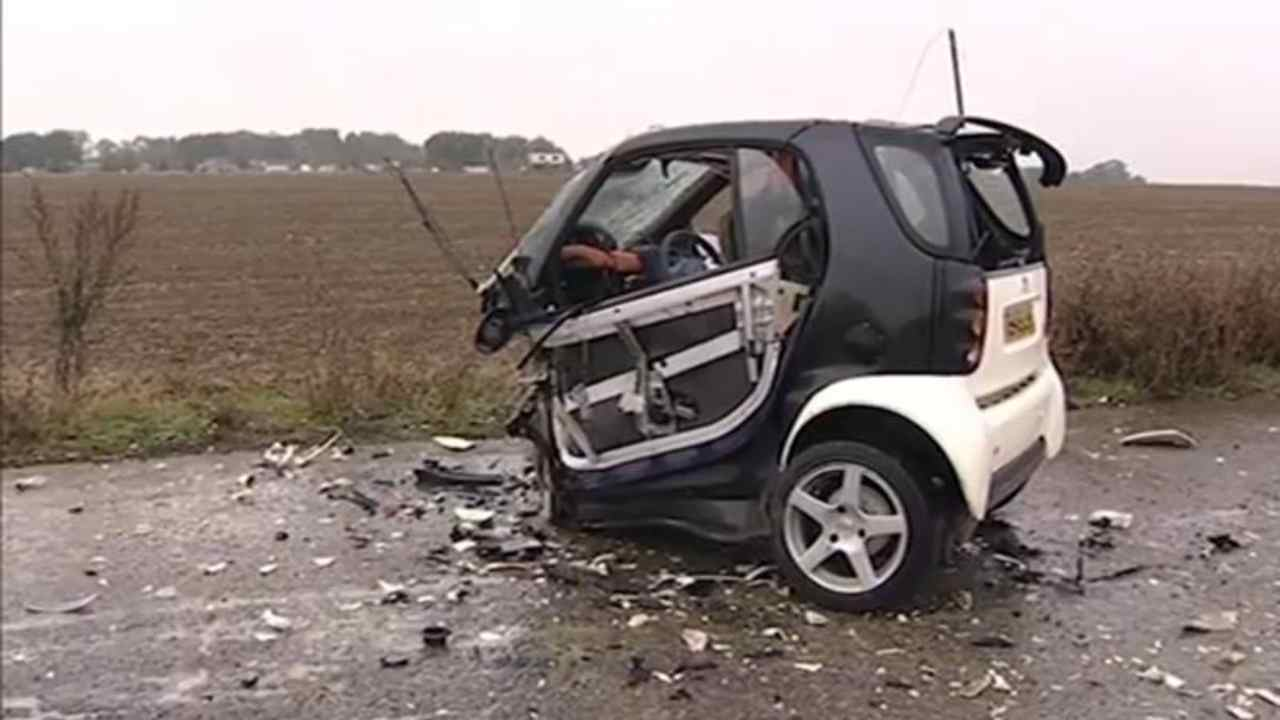 smart incidente adriano perotti
