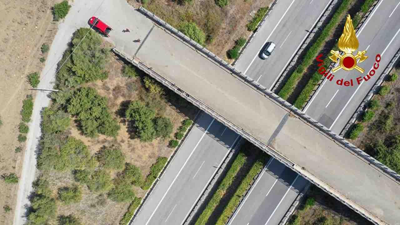 Viviana Parisi e il figlio Gioele spariti dopo un incidente nel Messinese autostrada A20
