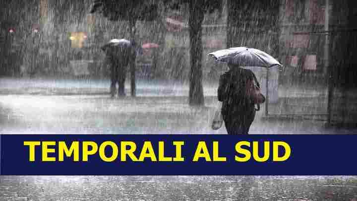Previsioni Meteo oggi domenica 9 agosto | piogge al sud