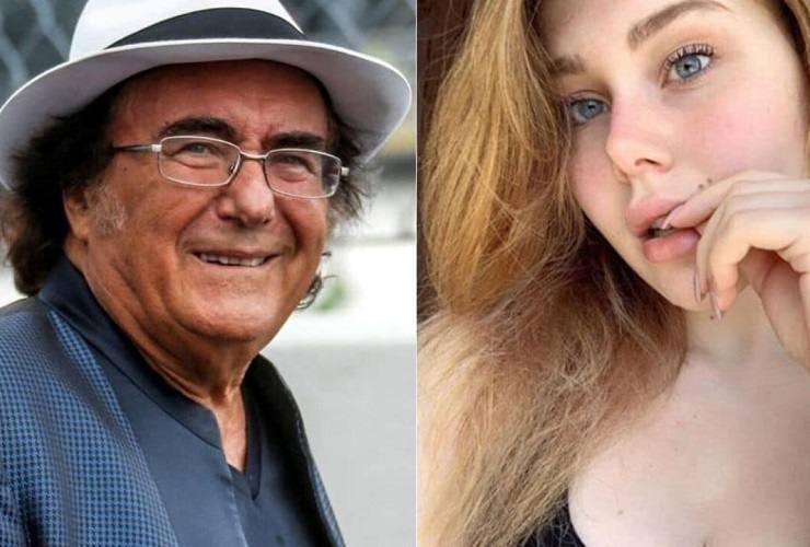 Albano Carrisi e Jasmine