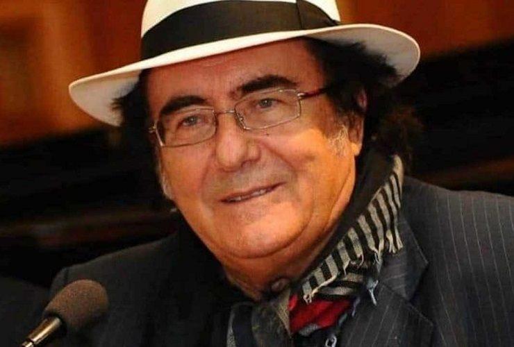 Albano Carrisi contro il Covid-19