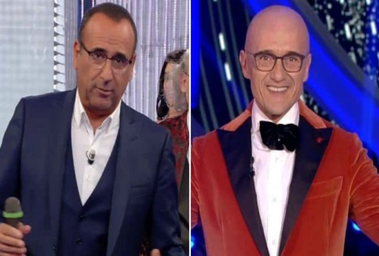 Alfonso e Carlo Conti - Meteoweek