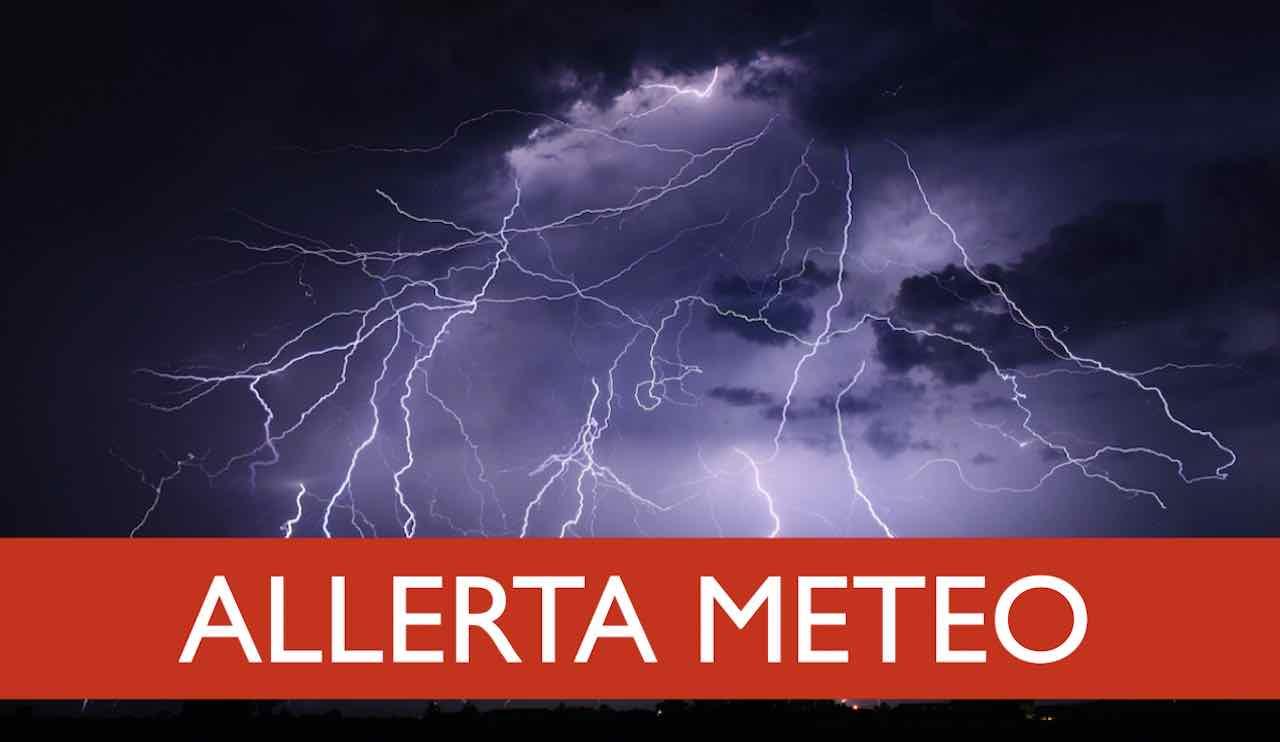 Previsioni Meteo oggi lunedì 21 settembre | ALLERTA GIALLA