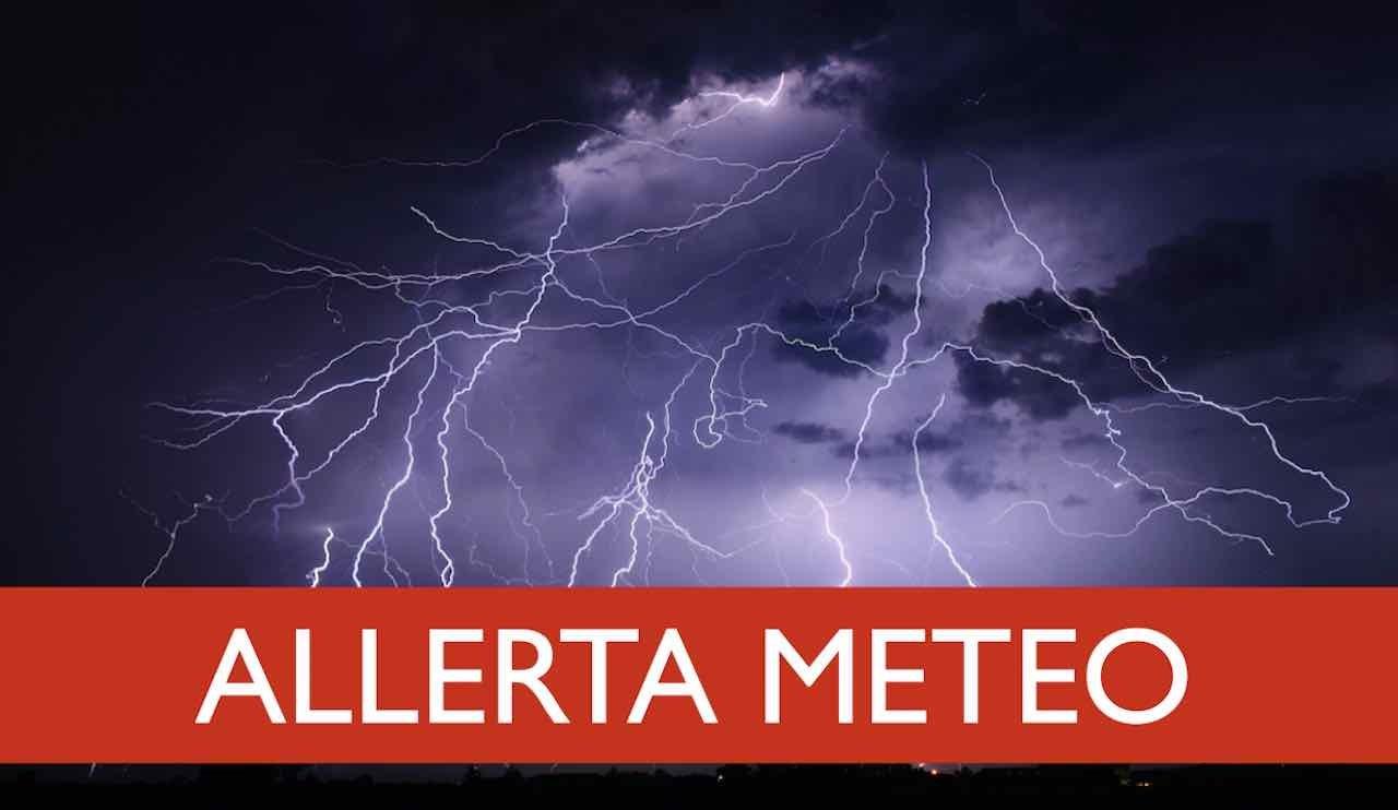 Previsioni Meteo oggi lunedì 28 settembre | ALLERTA METEO