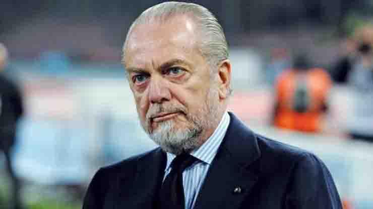 Aurelio De Laurentiis positivo al covid