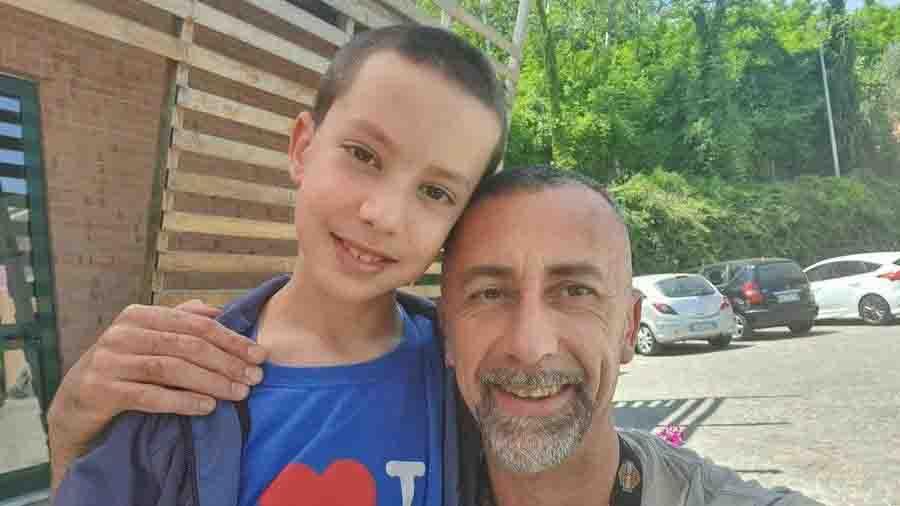 Claudio Baima Poma uccide il figlio Andrea e si suicida