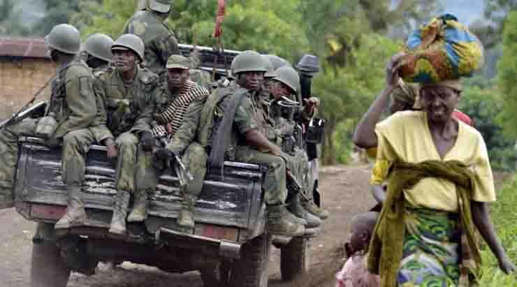 Strage Congo 58 morti