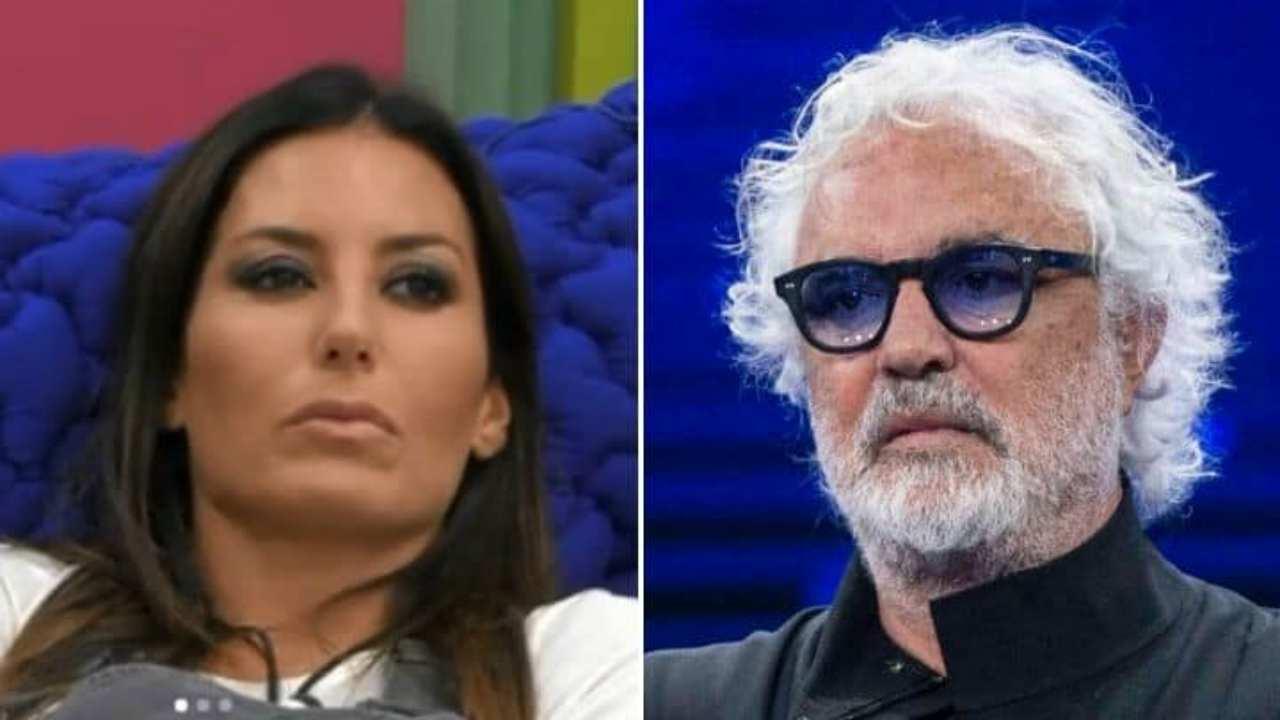 """Briatore rompe il silenzio su Elisabetta: """"Aerei privati, a Montecarlo 1.000 mq di casa, a Londra 1.500, appartamento a Roma…"""""""
