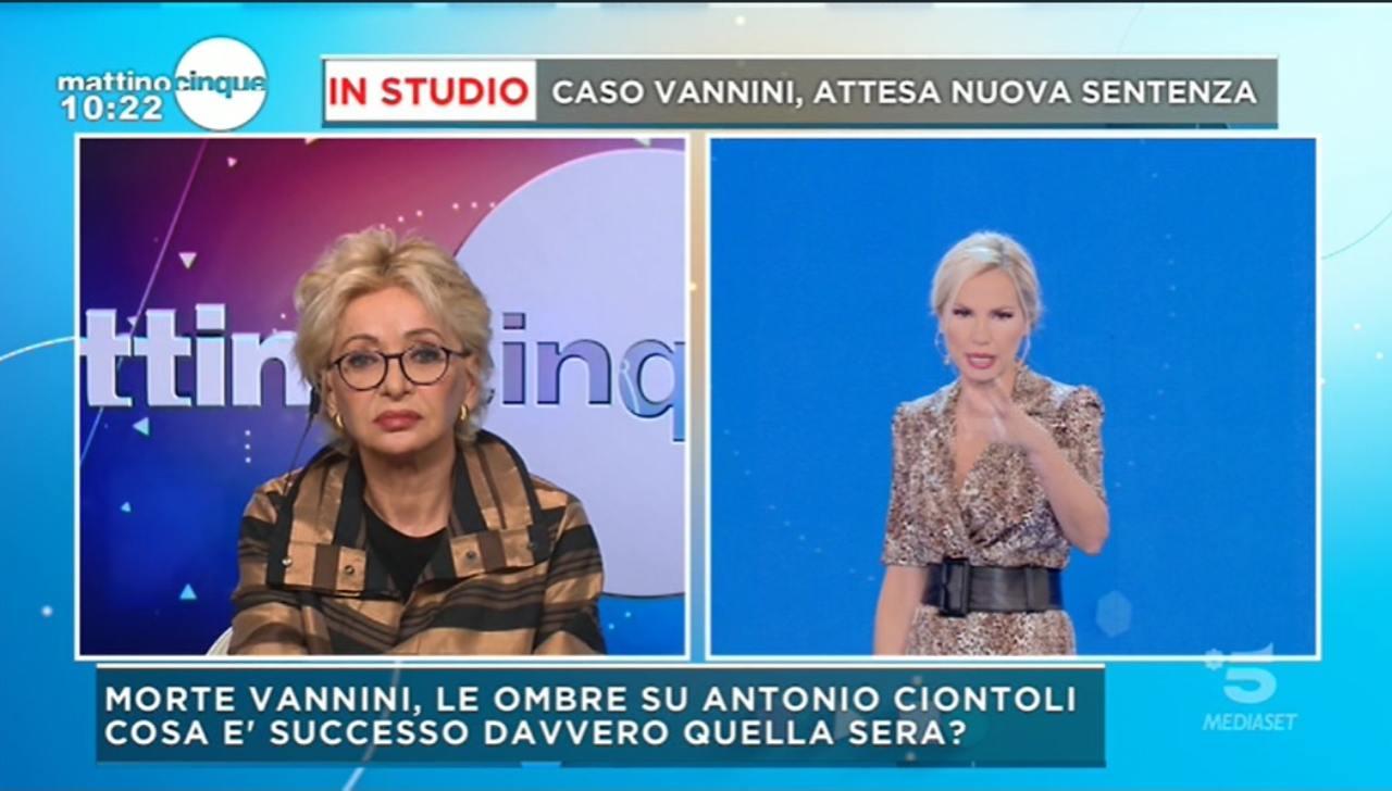 """Enrica Bonaccorti straziata dal dolore a Mattino Cinque : """"Le sue urla"""""""