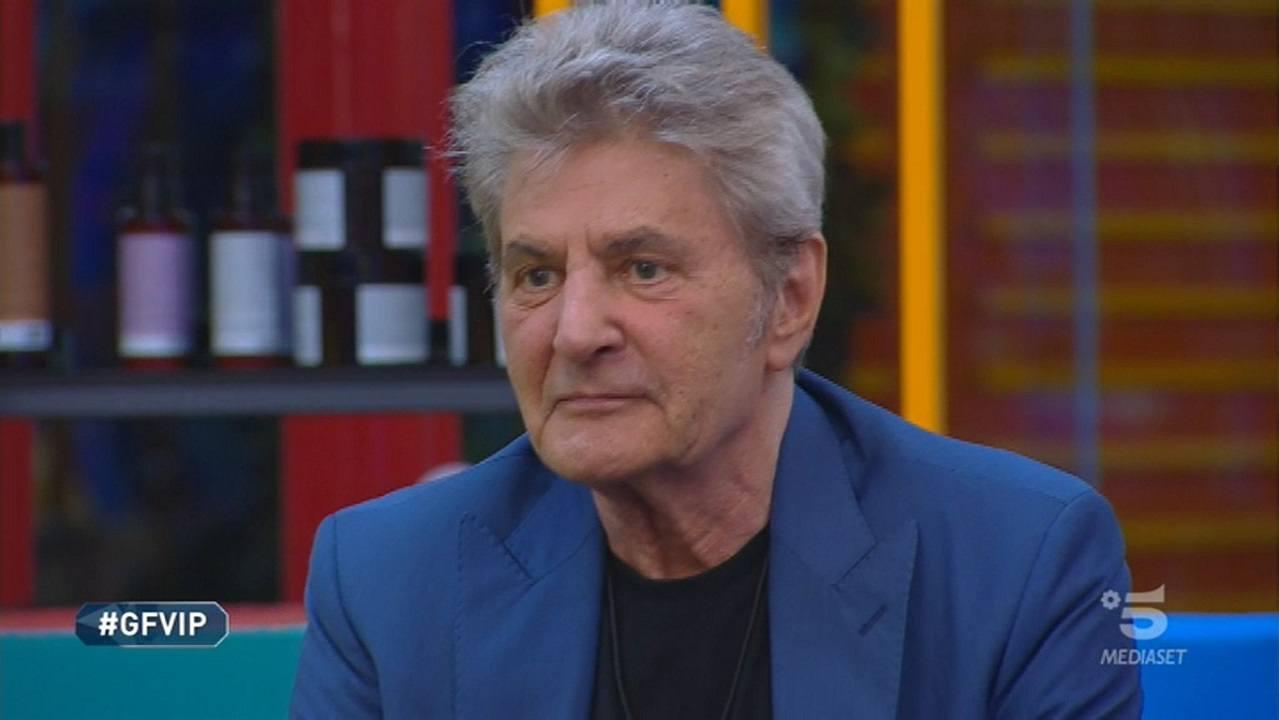 Fausto Leali espulso