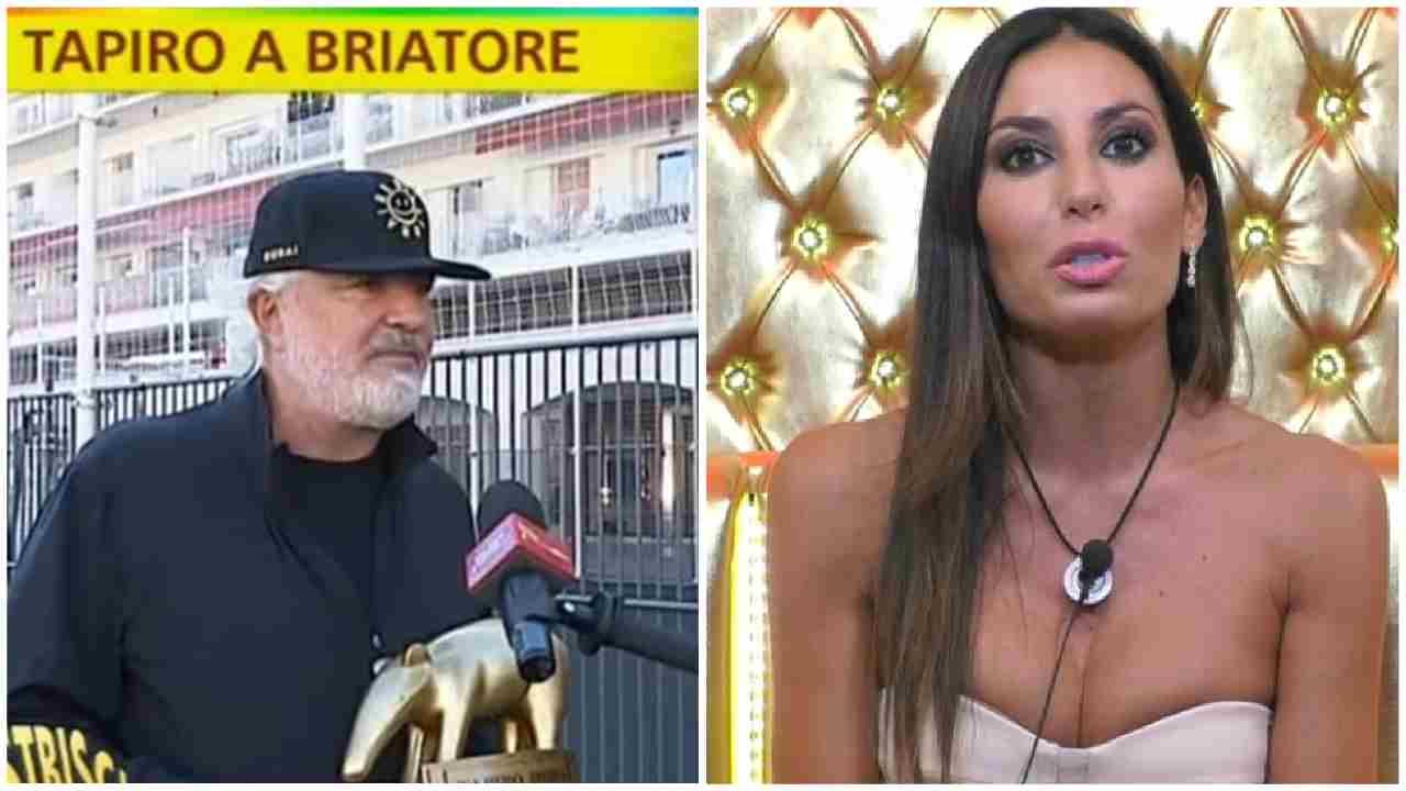 """Gelo Briatore Gregoraci: """"Elisabetta al Gf Vip? Non mi interessa"""""""