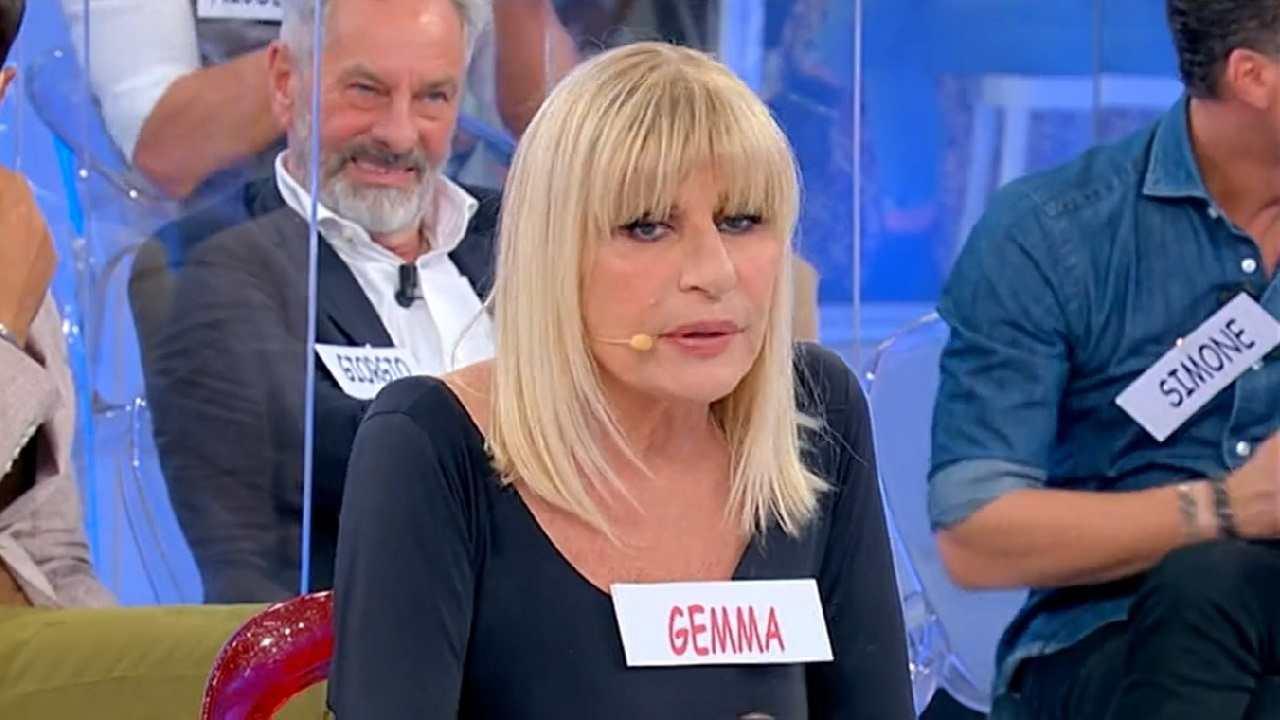 Gemma Galgani competizione malsana | Attacco morboso da Giorgio Manetti